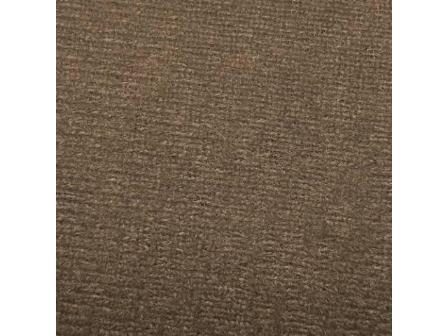 Headliner Cloth W/ Foam Backing Buckskin Incl Abs-Plastic