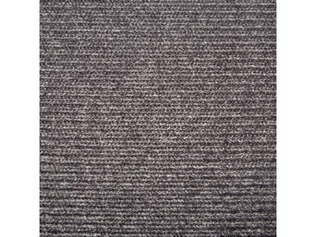 Headliner Cloth W/ Foam Backing Medium Dark Gray