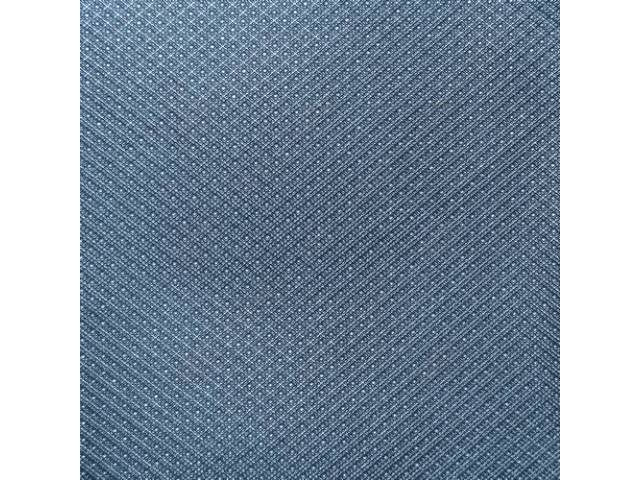 HEADLINER, Tier Grain, Light Blue, incl headliner, material