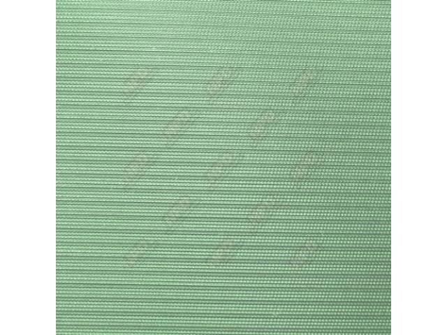 Headliner Non-Perforated Grain Sage Green Repro