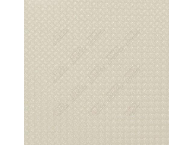 Headliner Kit Basketweave Grain White 3 Bow Incl