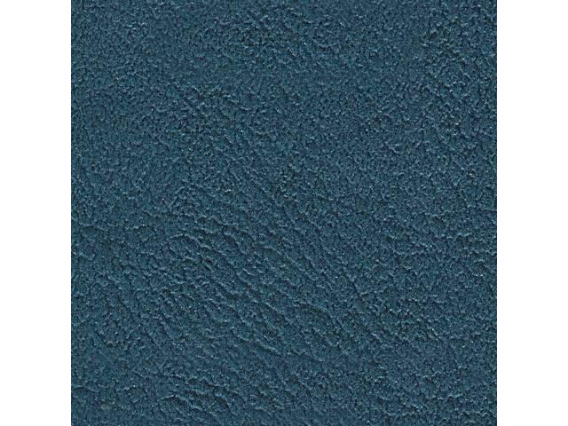 ARM REST COVER SET, Premium, Inside Quarter, Blue