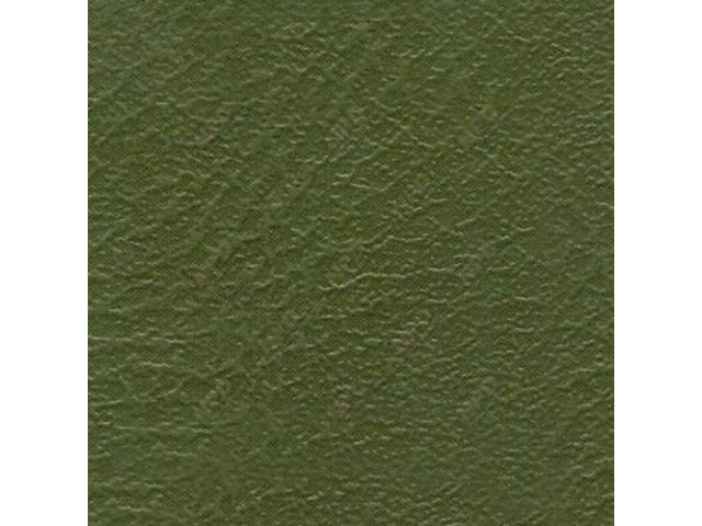 ARM REST COVER SET, Premium, Inside Quarter, Jade