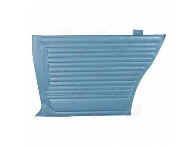 Panel Set Inside Quarter Std Bright Blue Platinum