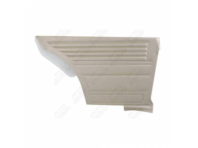 PANEL SET, Inside Quarter, Std, Ivy Gold, *Platinum