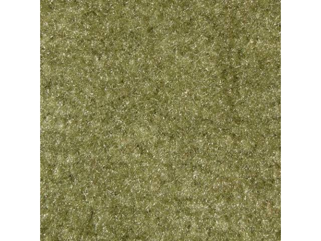 Carpet Storage Area Waxberry Light Green-Gold Molded To