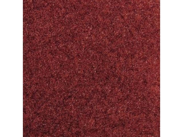 Carpet Storage Area Maple Dark Red Lighter Than