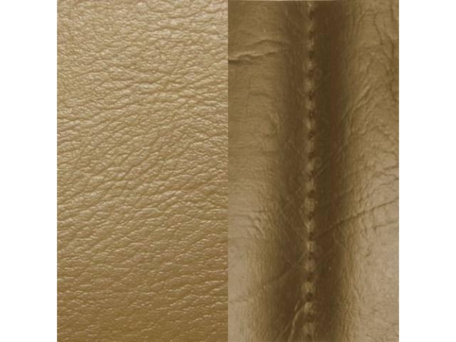 Upholstery Set Front Swivel Buckets Saddle Pui Madrid