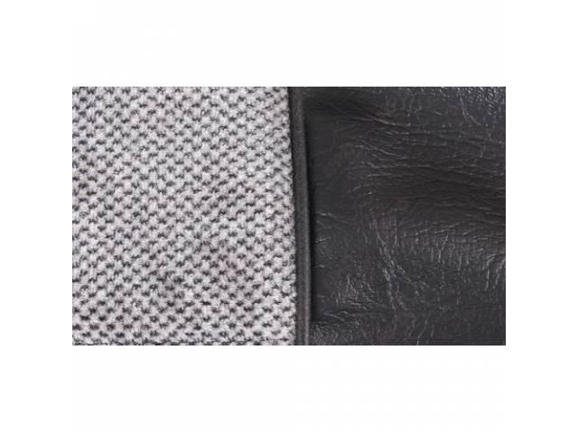 Upholstery Set Front Bench Split Back W/ Arm