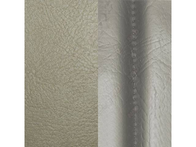 Upholstery Set Premium Front Bench 50-50 Split Back