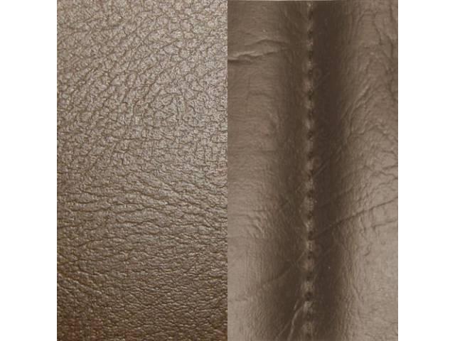 Upholstery Set, Premium, Front Bench, 50-50 split back