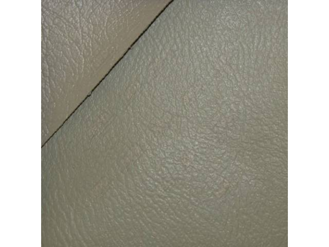 Upholstery Set Rear Seat Two-Tone Fawn Madrid Grain