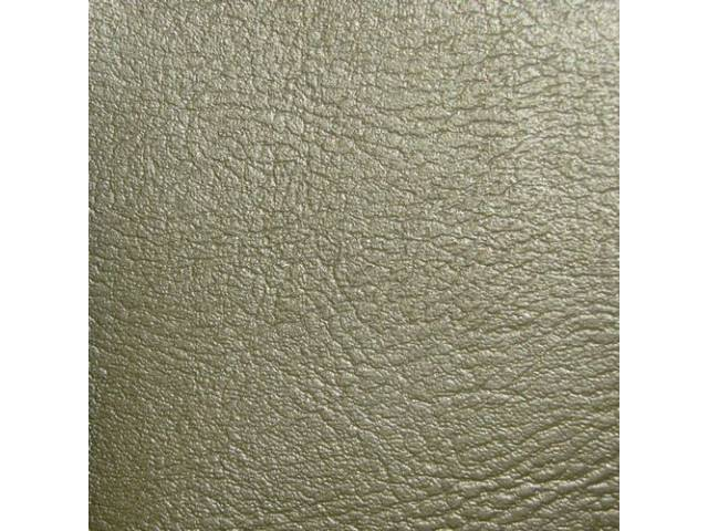 Upholstery Set Rear Seat Ivy Gold Madrid Grain