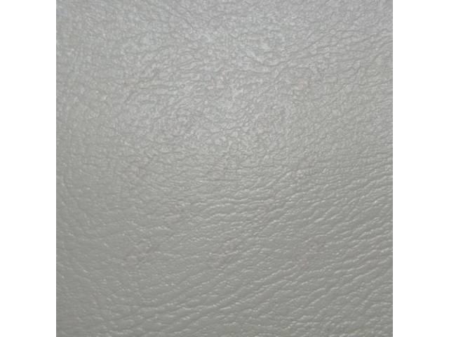 Upholstery Set, Premium, Rear Seat, Frost White (Std