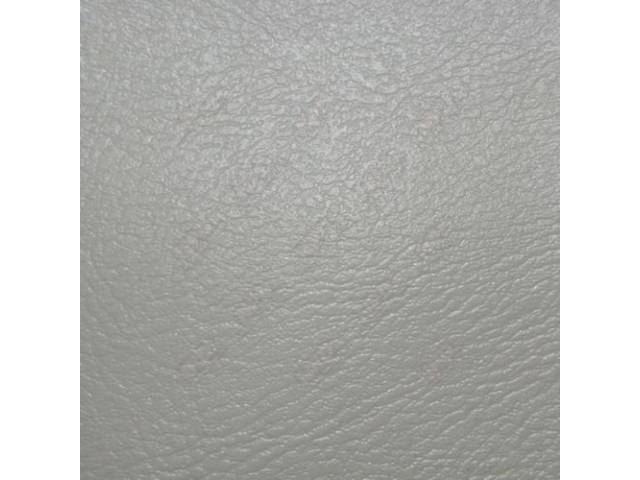 Upholstery Set Premium Rear Seat Frost White Std