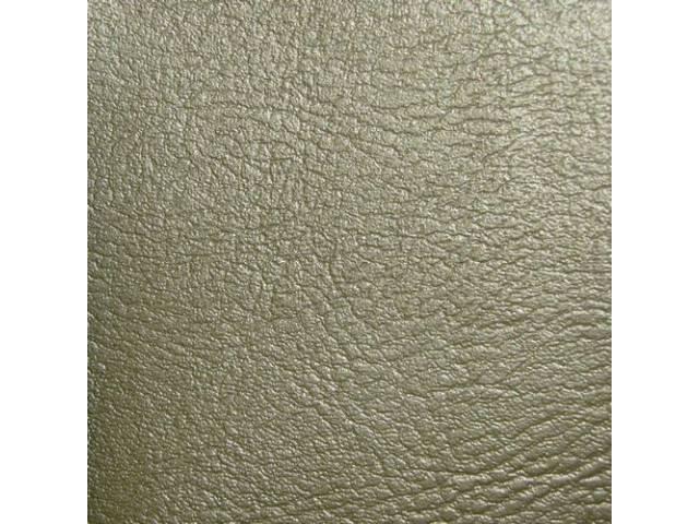 Upholstery Set Premium Rear Seat Willow Gold Std