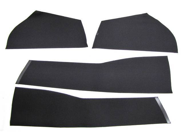 TOP PADS, REPLACEMENT STYLE, CUT AND SEWN AS