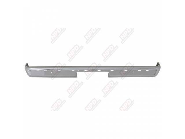 BUMPER / REAR CHROME WRS 91-94 DP BLZR