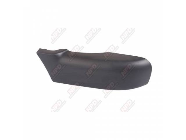 BUMPER END /RIGHTPRMD 94-97 WO / SIDE MOULDING