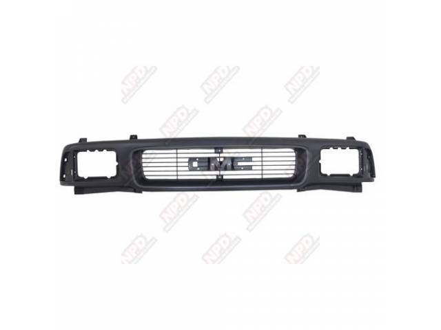 GRILLE / GRAY GMC P / UP 94-7