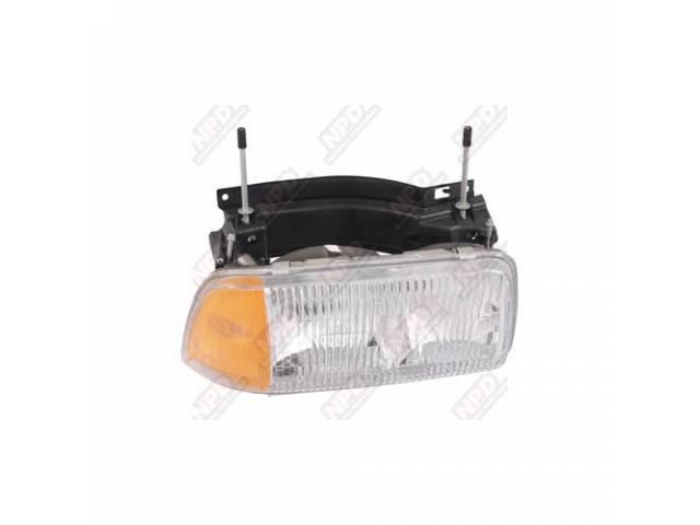 HEAD LAMP ASSY /RIGHTCOMPSIT 94-97 P / UP