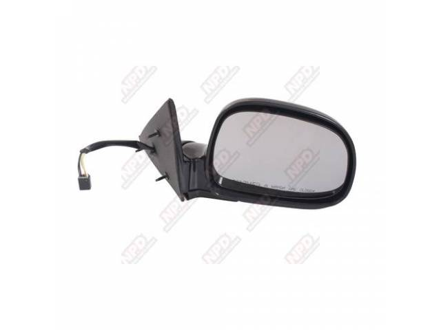 SIDE MIRROR / RH 1998 POWER HEATED