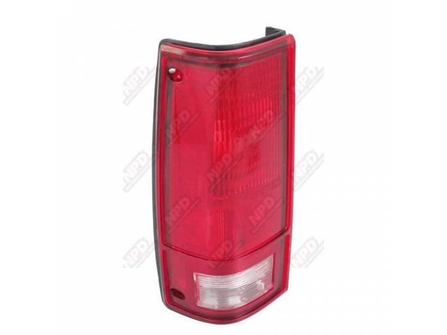 TAIL LAMP /RIGHTCHROME BLZR 82-94