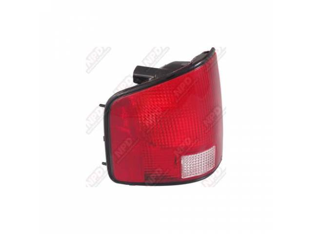 TAIL LAMP COMBO / LH 94-99 S10 /