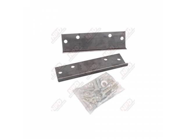 STEP BUMPER BRACKETS KIT 1982