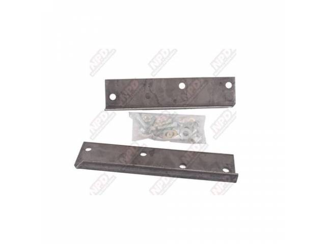 STEP BUMPER BRACKET KIT 83-86 S-SERIES BLAZER /