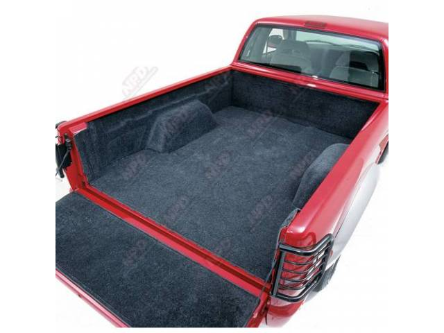 CARPETED BED LINER FOAM BACKED COMPLETE LINER COVERS