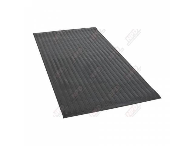 BED MAT NYRACORD RUBBER 3/8 INCH THICK 64