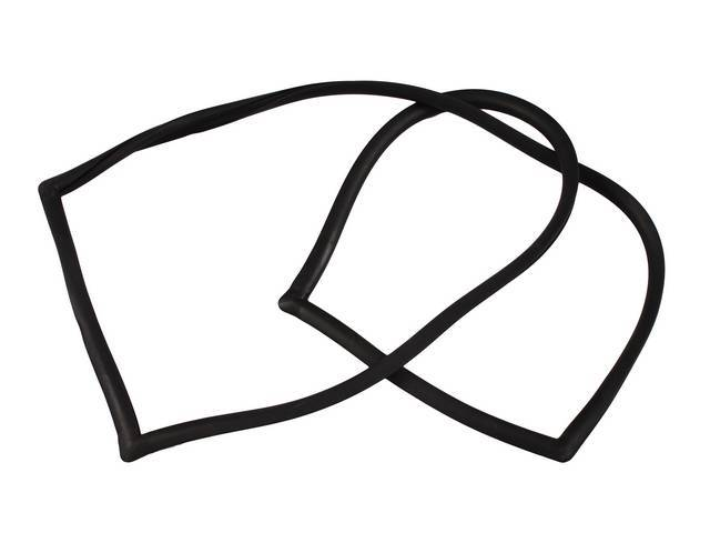 WEATHERSTRIP Front Windshield best repro use w/o trim