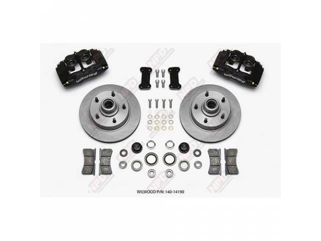 FRONT DISC CONVERSION SET Wilwood Classic Series Fits