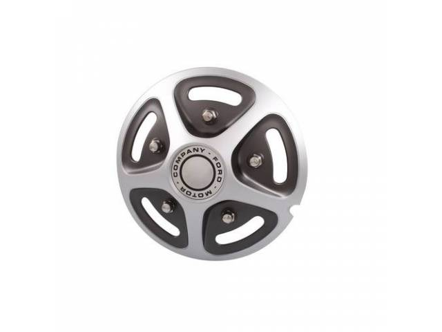 WHEEL COVER Insert 5 spoke plastic correct two