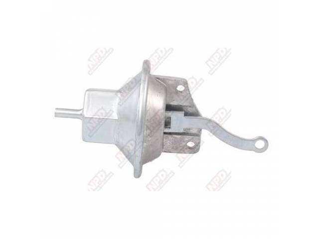 DIAPHRAGM Vacuum Advance replacement