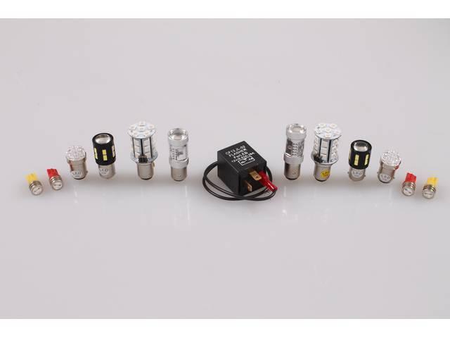 LED CONVERSION KIT, Exterior,  This LED kit