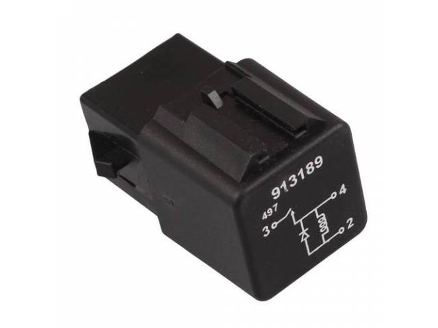 RELAY Horn replacement style E7TZ-13853-A F8PZ-14N135-EA DY-868