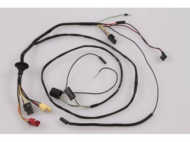 WIRE ASSY, Dash Panel to Headlight Junction, repro