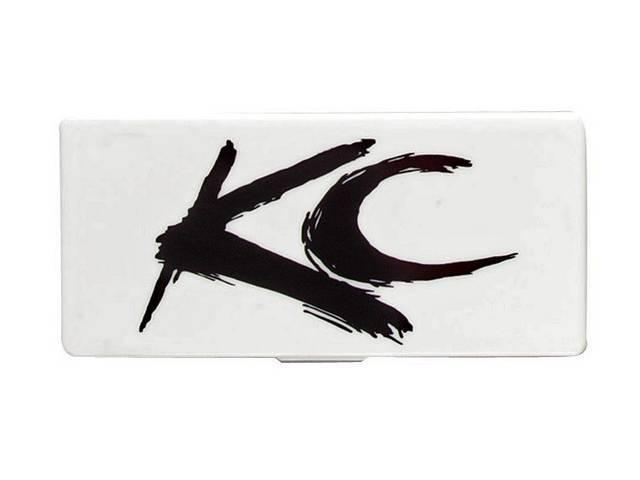 COVER, KC HILITER, HARD PLASTIC