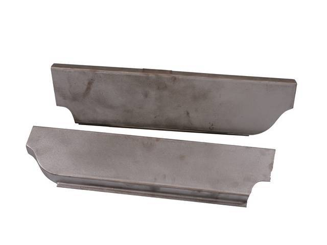 SIDE PANEL Running Board repro pair vertical rear