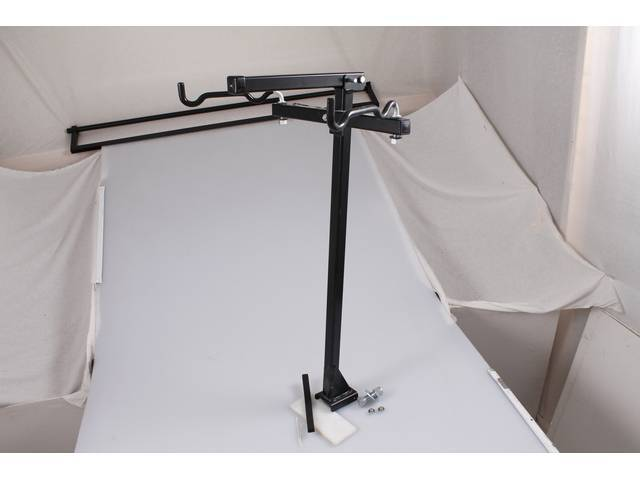BICYCLE CARRIER, RECEIVER HITCH MOUNT, BY DRAW-TITE, 2