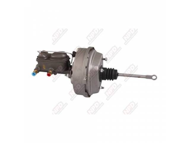 BOOSTER ASSY POWER BRAKE REBUILT