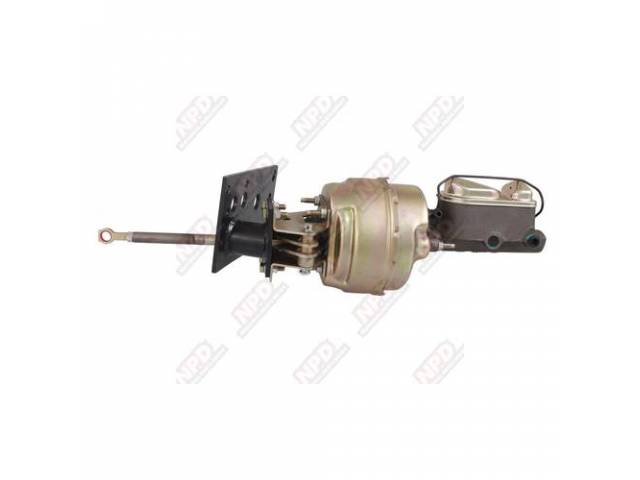 POWER BRAKE CONVERSION KITS ADD POWER BRAKES WITH