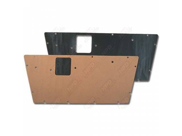 WATERSHIELD KIT DOOR PANEL HEAVY WAXED PAPER BEHIND