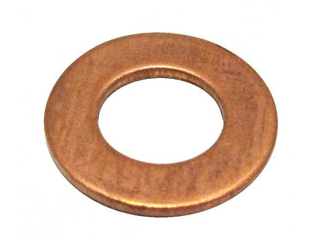 GASKET, Brake System, copper, ** pair **, for