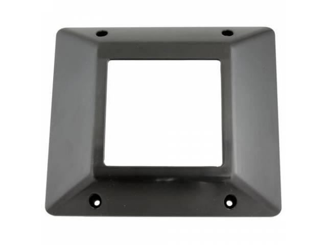 SHROUDS Inside Door Handle black paint to match