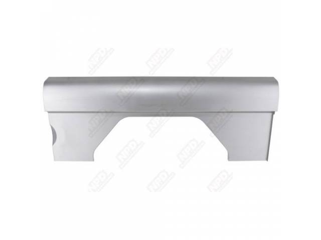 Upper and Lower quarter panel LH repro 51