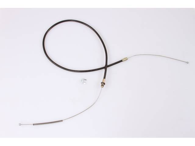 CABLE ASSY, PARKING BRAKE, LH