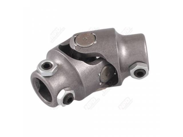 COUPLER Universal Joint 3/4 inch-DD to 11/16 inch-36